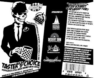 Ska-DC Brau Tasters Choic