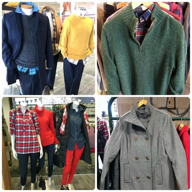 A Styling Event with Lands' End | Morgan's Milieu: Women's style, men's clothes, a great selection.