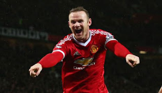 Wayne Rooney Cetak Rekor Baru