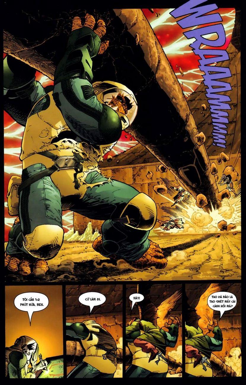 Ultimate Fantastic Four chap 17 - Trang 9