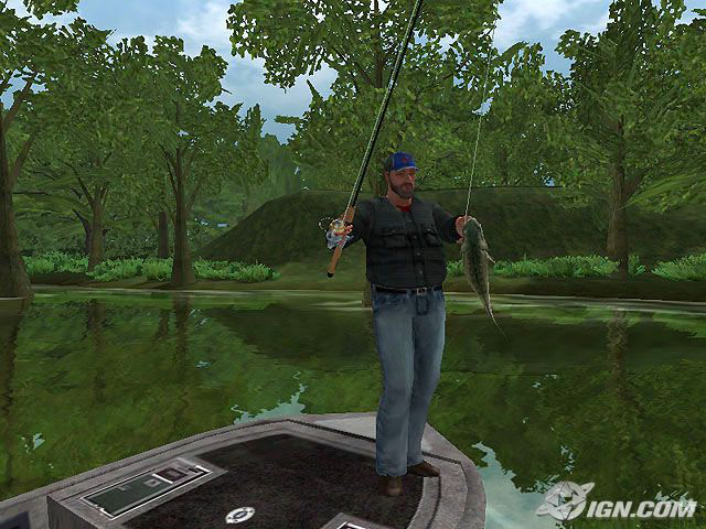 Rapala pro fishing pc game free download games world for Fishing computer game