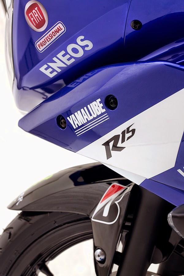 Yamaha YZF-R15 Terbaru Akan Meluncur Sore Ini