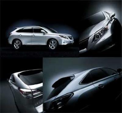 Karpet Lengket, SUV Lexus RX Ditarik !