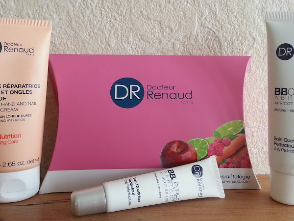 Jolie découverte : les produits Dr Renaud