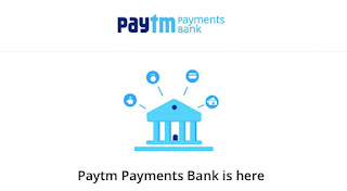 Paytm Payments Bank Launched