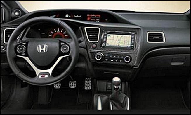 2015 honda civic manual transmission