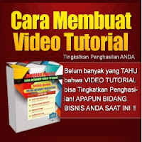 Panduan membuat video tutorial