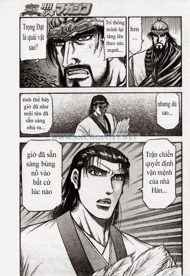 Chú Bé Rồng - Ryuuroden chap 159 - Trang 9