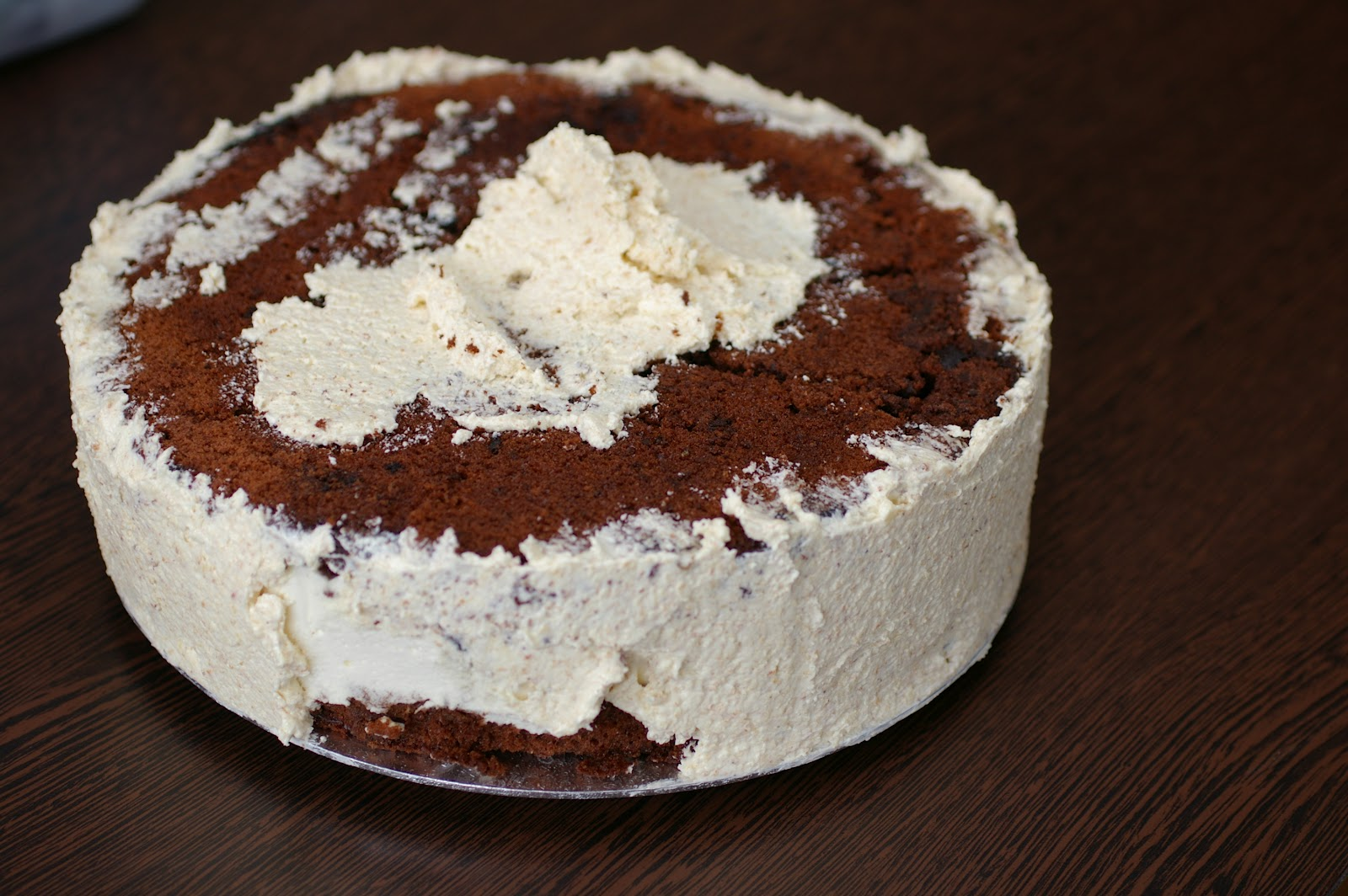 Рецепт бисквитного торта под мастику фото пошагово