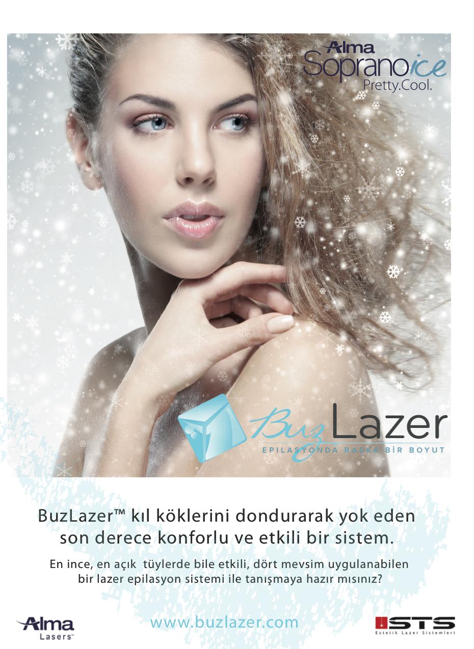 Güzellikte Yeni Trend Buz Devri Estetiği