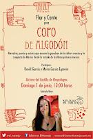Flor y Canto para Copo de Algodón en el Castillo de Chapultepec el 1 de junio
