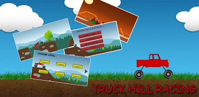 Truck Hill Racing HD v1.7 Apk