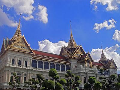 Bangkok palacio real