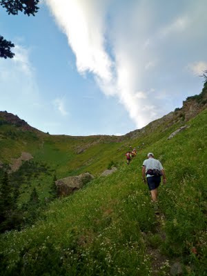 Studies in Clydeology  Triple Comback  A Wasatch 100 Race Report