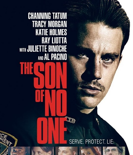 The Son Of No One Trailer Starring Channing Tatum Al Pacino