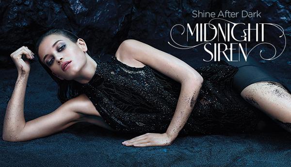 colección de maquillaje Midnight Siren de Kiko Milano