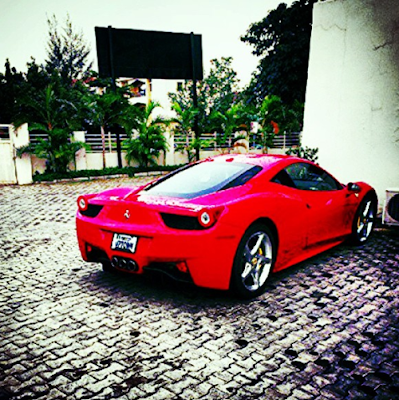 World Most Expensive Super Cars In Abuja