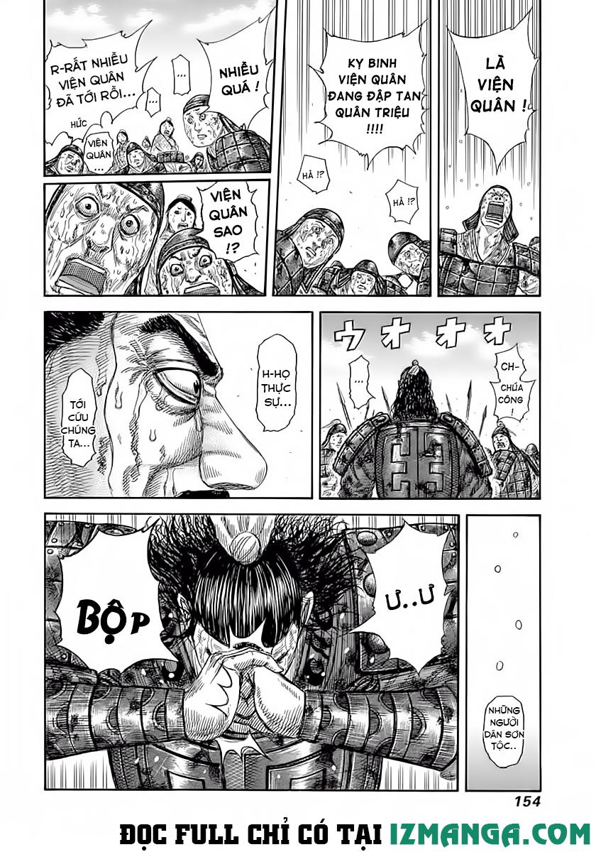 Kingdom - Vương Giả Thiên Hạ Chapter 346 page 17 - IZTruyenTranh.com