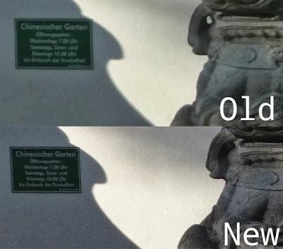 Il nuovo aggiornamento firmware migliora nettamente la qualità delle immagini scattate con la fotocamera del Sony Xperia z1