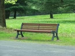 El asiento del tiempo propio vacío.