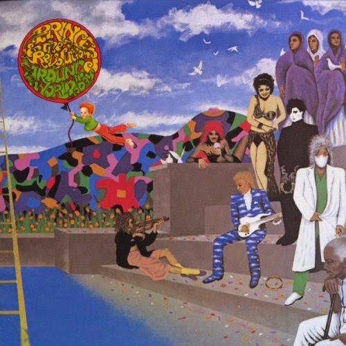 Around the World in a Day by Prince - Classic Albums Reviews