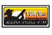 ouvir a Rádio Prata FM 104,9 Águas da Prata SP