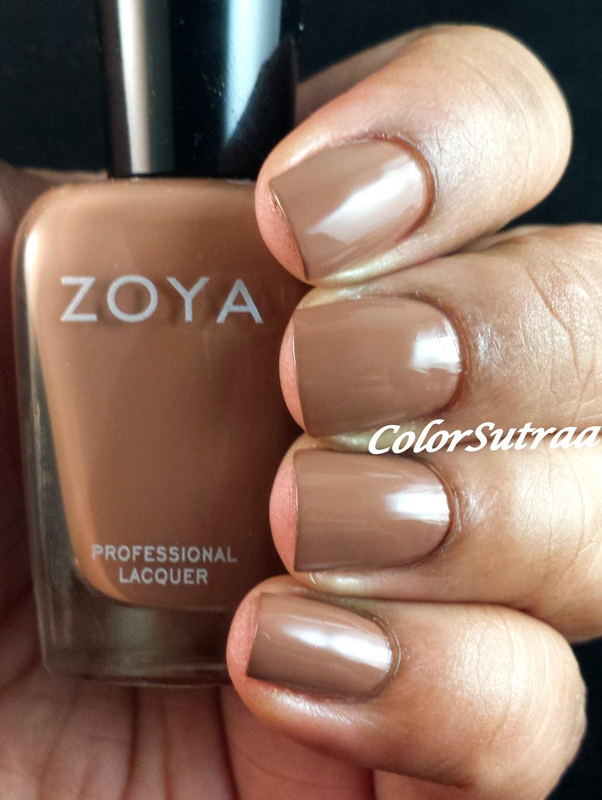 Zoya-Chanelle