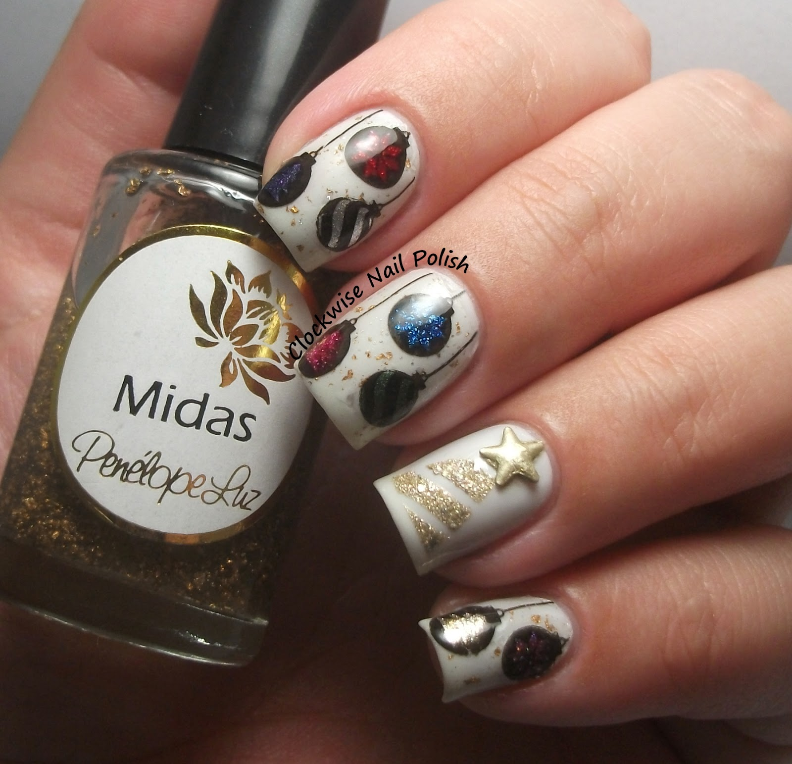 Christmas Nail Art Designs To Try This Winter part 2 Christmas