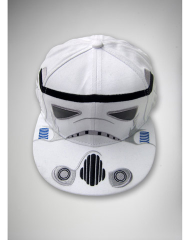 Storm Trooper Flatbill Hat