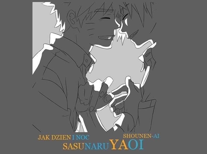 SasuNaru i NaruSasu yaoi