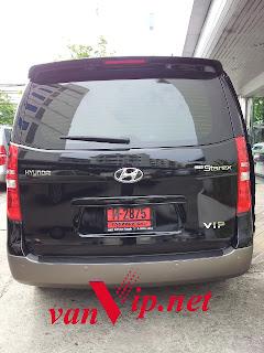เช่ารถตู้ VIP Hyundai