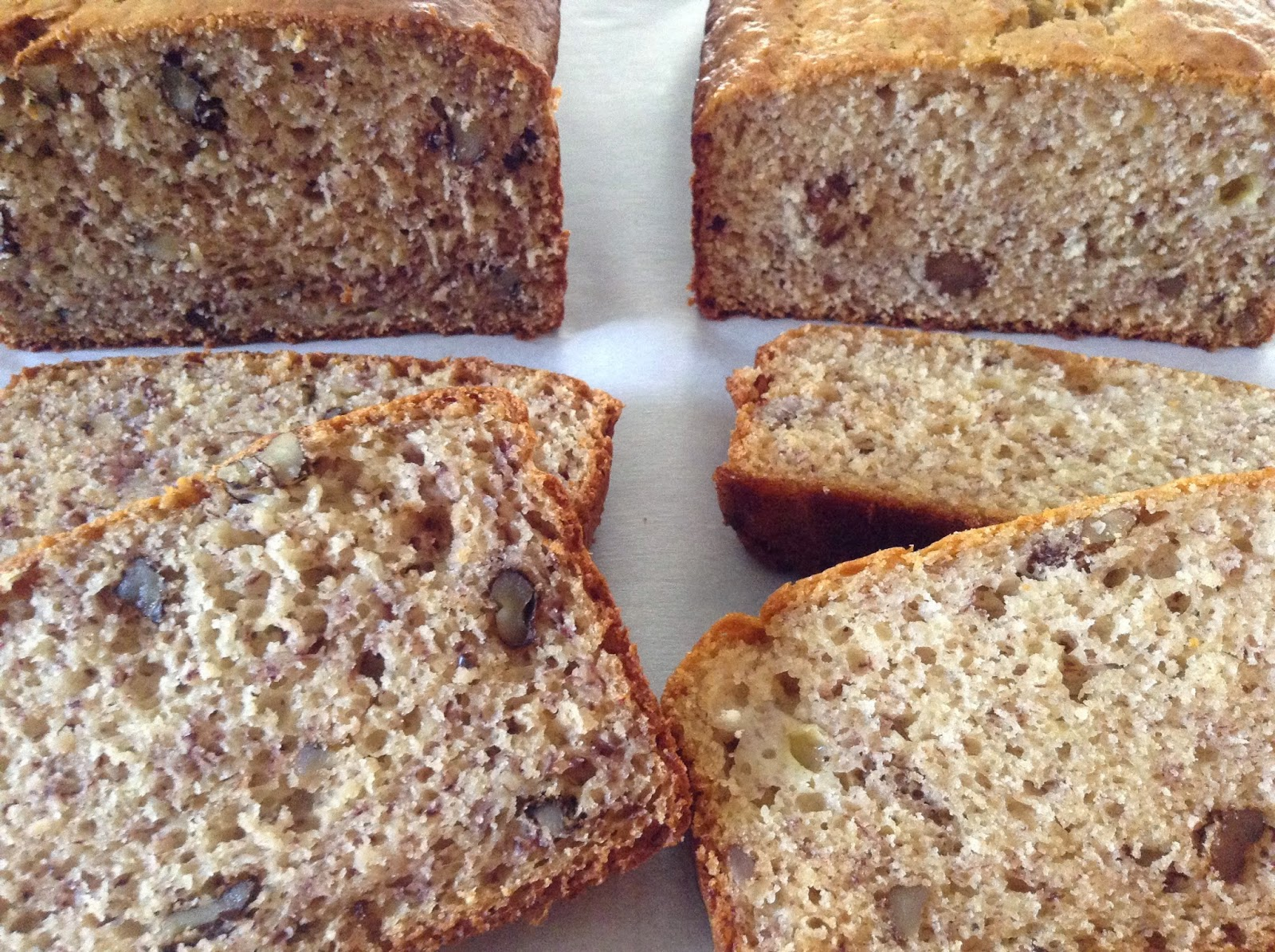 Banana Bread Bake Off