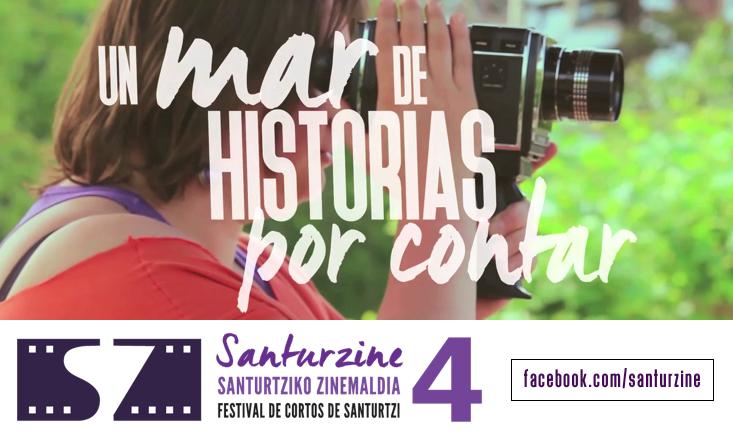 Santurzine. Santurtziko Zinemaldia. Festival de Cortos de Santurtzi