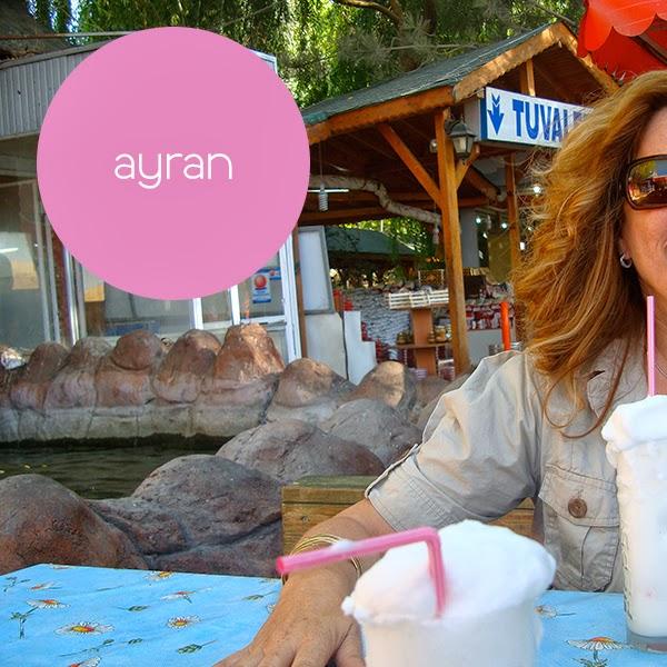 Ayran Istanbul Turkey