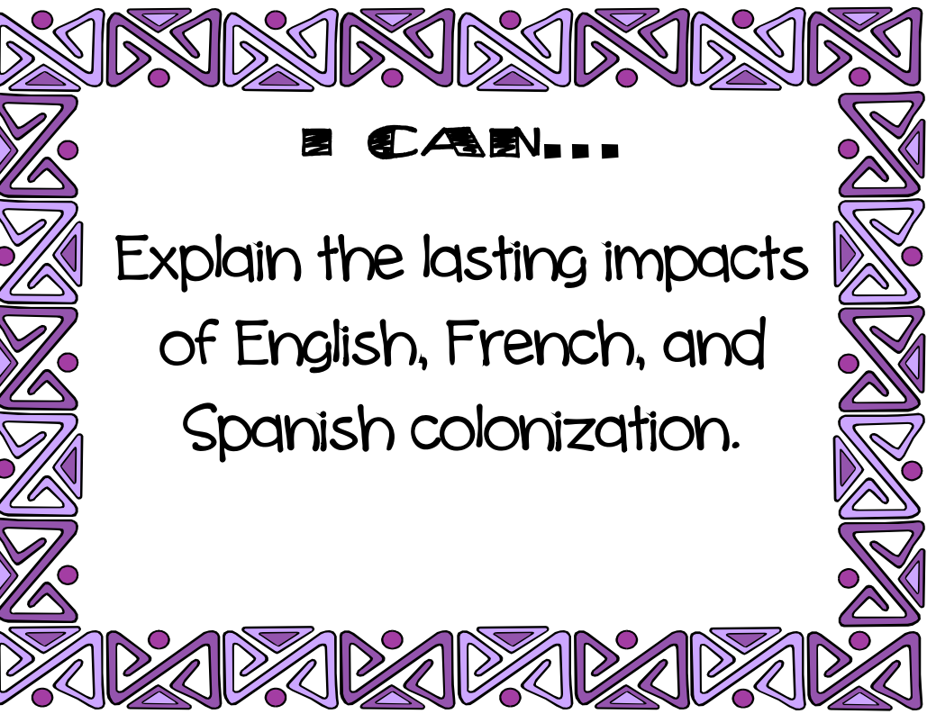 http://www.teacherspayteachers.com/Product/Social-Studies-I-Can-Statements-307831
