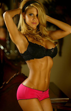 Deanne berry best work out video there is 3
