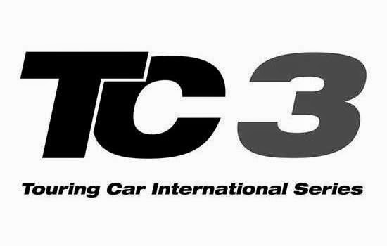 TC3 International Series Logo