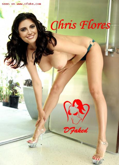 FotosNua.Com #Chris Flores Pelada