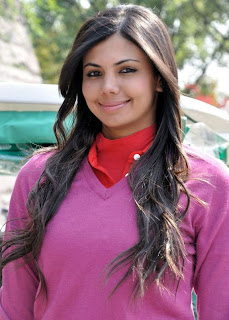 Indian Golfer Sharmila Nicollet