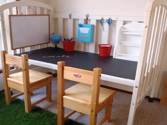 Construccion y manualidades hazlo tu mismo octubre 2011 for Como reciclar un escritorio de madera