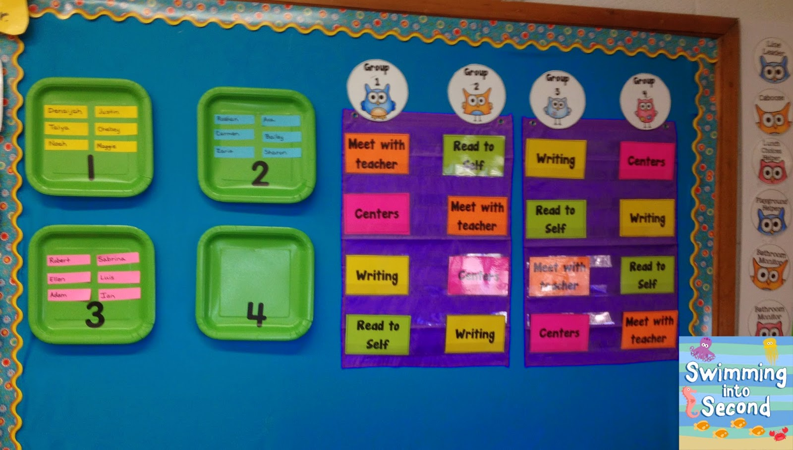 C Is For Centers Abcs Of 2nd Grade on New Years Worksheet