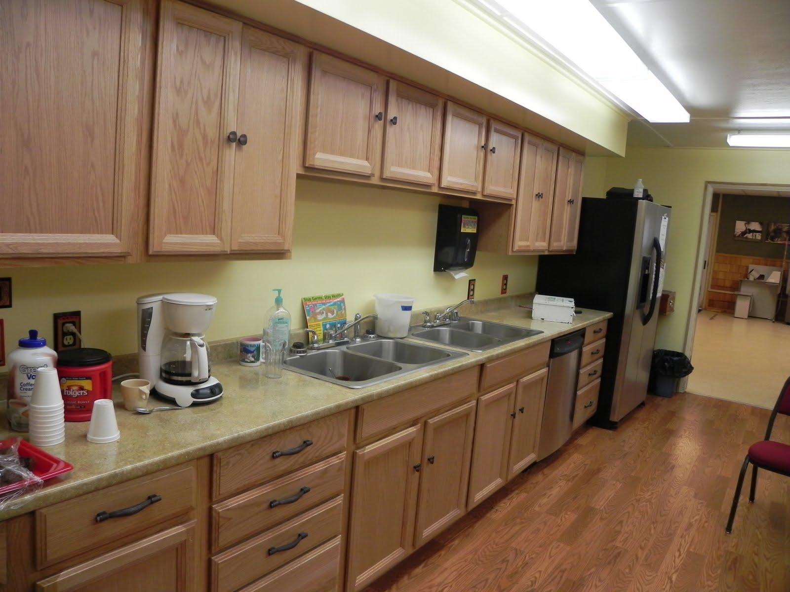 Quilcene Community Center Comm Center Kitchen
