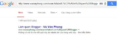 Tùy chỉnh tối ưu Robots.txt trong Blogspot [Blogger]