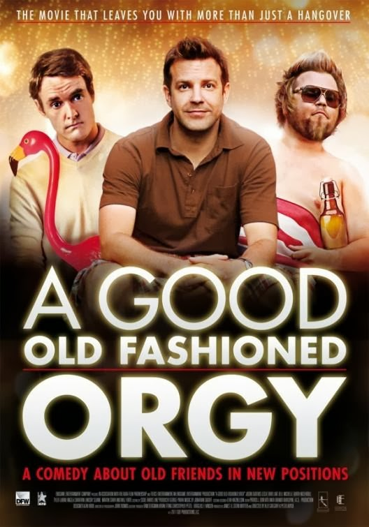 A Good Old Fashioned Orgy – DVDRIP LATINO