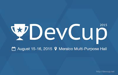 WebGeek DevCup 2015