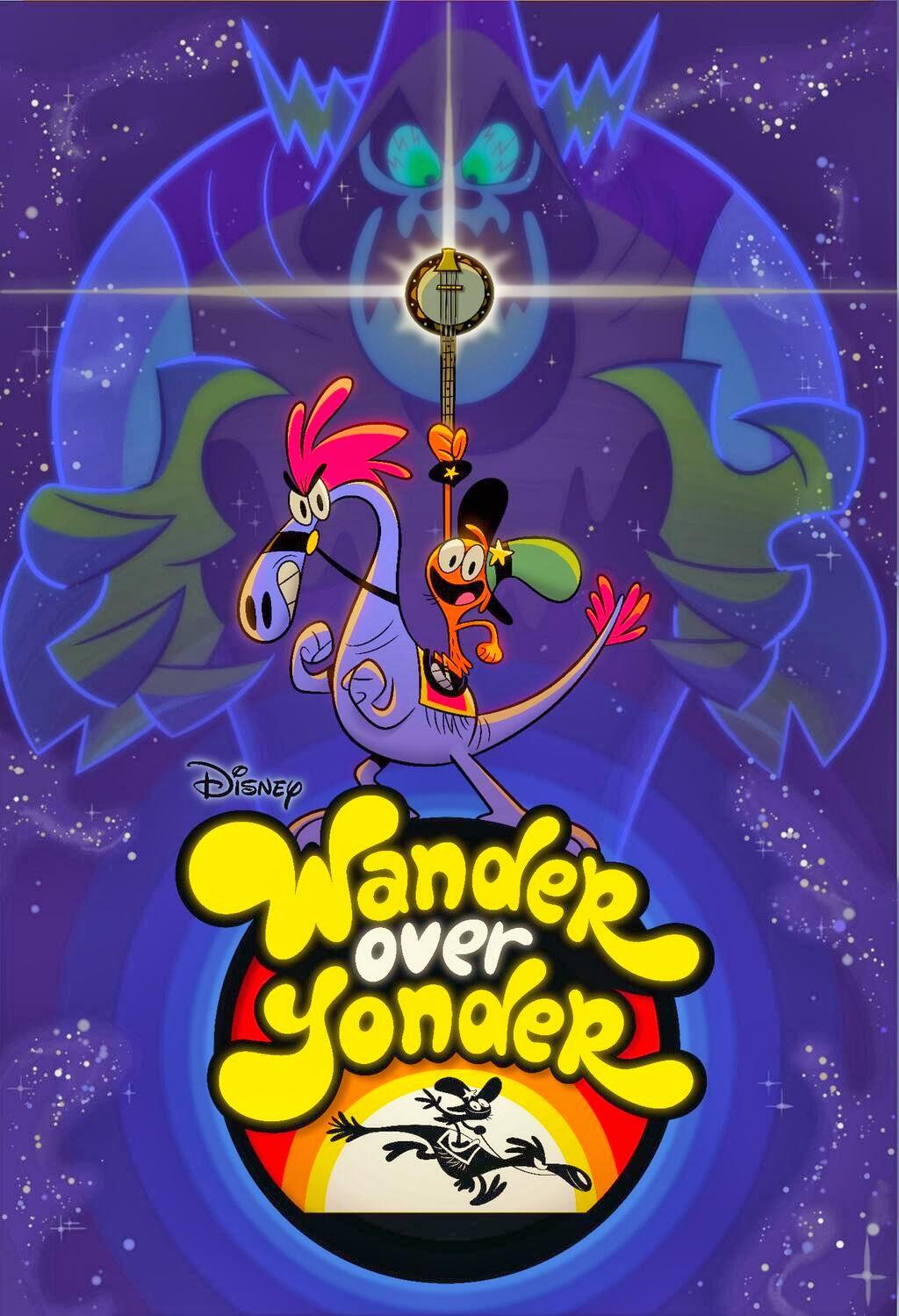 Wander Over Yonder - Wander Over Yonder
