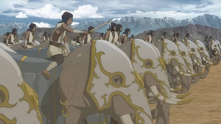 Arslan Senki Episode 16 Subtitle Indonesia