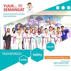 Dojang Taekwondo  Areka Center Jakarta