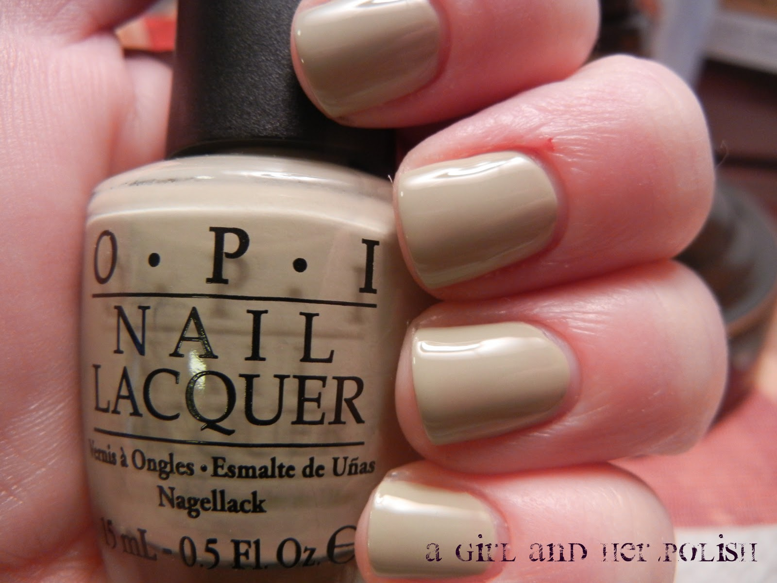 A Girl and Her Polish: October 2011