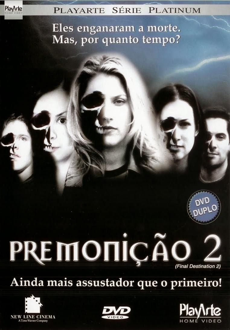 Premonição 2 – Dublado (2003)